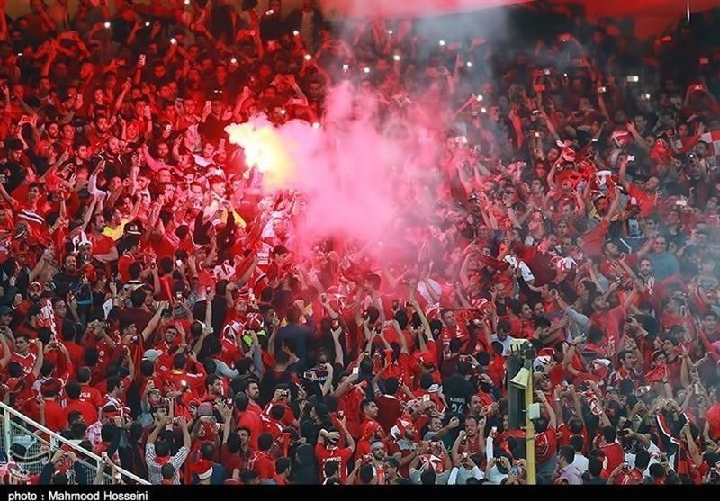 برگزاری دیدار پرسپولیس - الدحیل با سه ناظر AFC