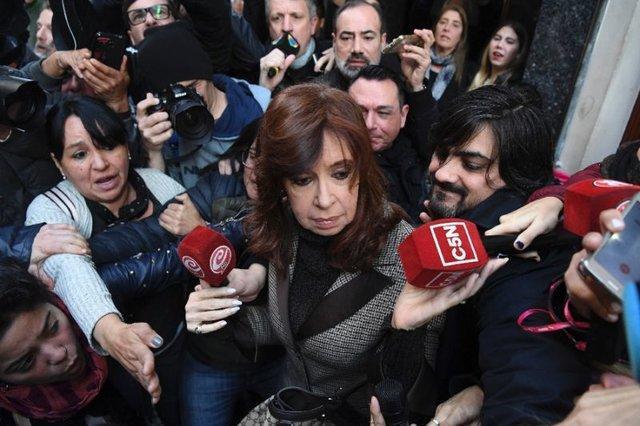 رئیس جمهور سابق آرژانتین رسما به فساد متهم شد