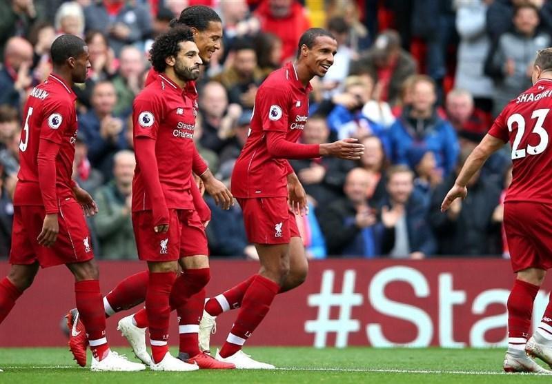 فوتبال دنیا، جشنواره گل منچسترسیتی و لیورپول، توقف شیاطین سرخ مقابل گرگ ها در حضور فرگوسن