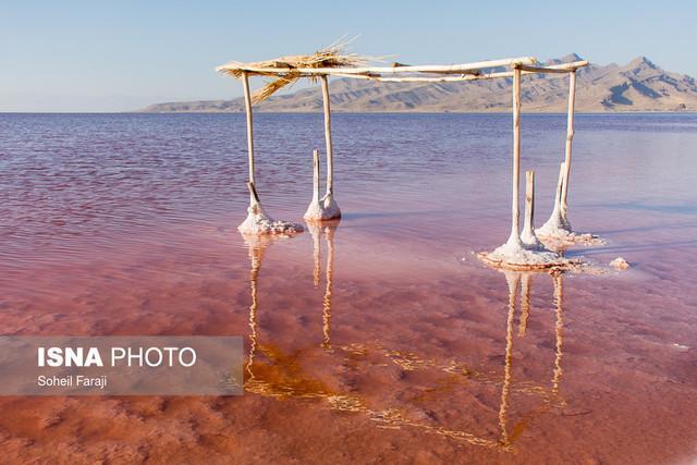 دریاچه ارومیه با اعتبارات قطره چکانی احیا نمی گردد