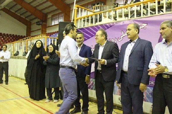 جشن ملی پارالمپیک در بوشهر برگزار گردید، تجلیل از مدال آوران جاکارتا