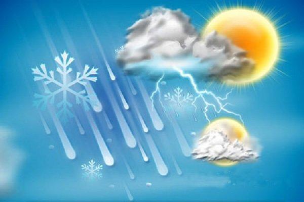 توده هوای سرد وارد چهارمحال و بختیاری می گردد