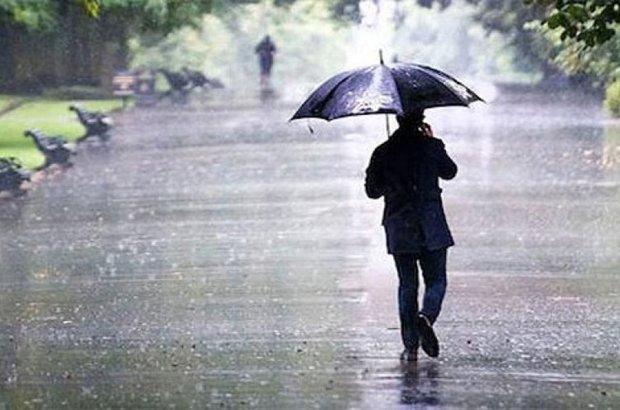 ادامه بارندگی ها تا فردا، ورود سامانه بارشی جدید از غرب کشور