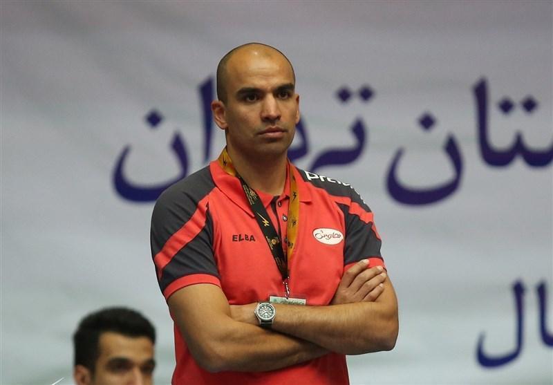 محمدی راد: بهترین تیم و بهترین بازیکنان ایران را داریم