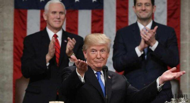 مردم آمریکا معتقدند ترامپ بهتر از سطح انتظار در زمینه اقتصاد عمل نموده است