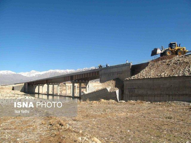 مقصران اصلی ریزش دیوار حائل پل سوم بشار یاسوج معین شدند