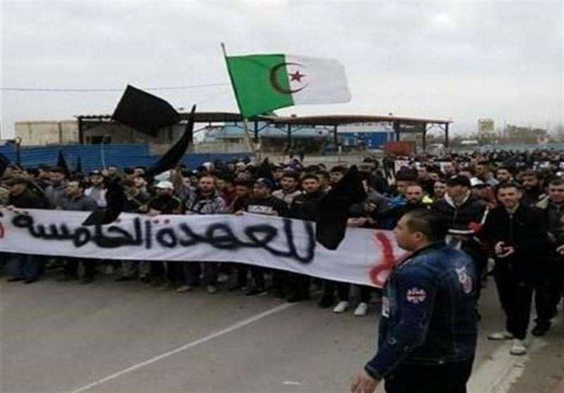 ادامه مخالفت الجزایری ها با نامزدی بوتفلیقه، دستگیری فعالان سیاسی در الجزیره