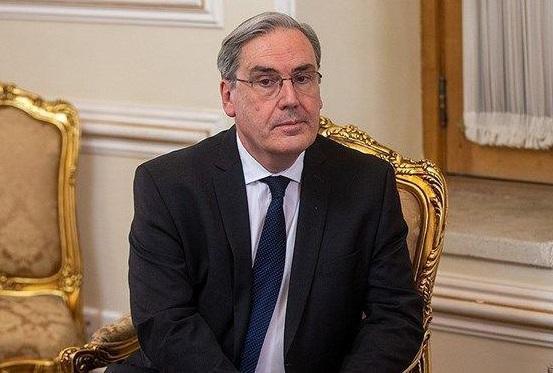 از سوی رئیس دبیرخانه ستاد پیگیری اجرای برجام؛ سفیر جدید فرانسه در تهران به وزارت امور خارجه احضار شد