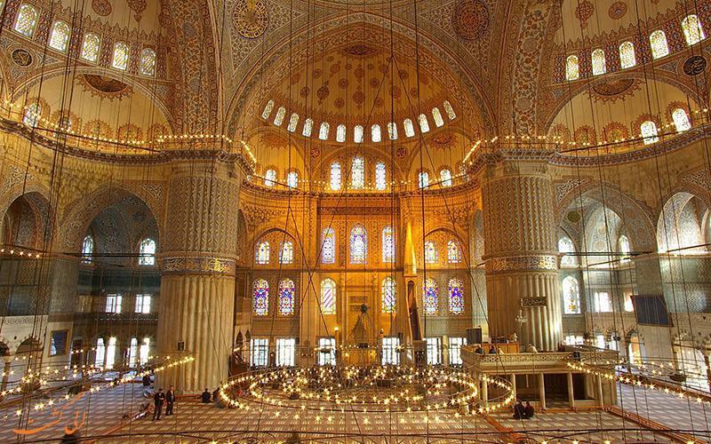 معرفی باشکوه ترین مساجد تاریخی استانبول