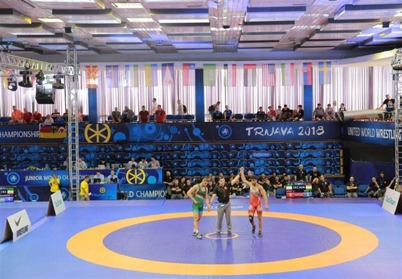 کشتی فرنگی قهرمانی جوانان آسیا، 4 نماینده ایران فینالیست شدند