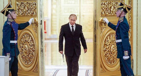 نسخه تزار پوتین برای تحریم ها