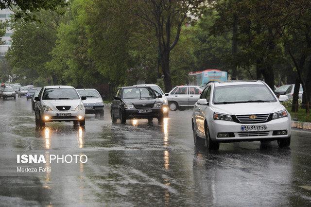 پیش بینی بارش باران از شنبه در آذربایجان شرقی