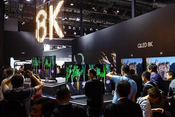 استانداردهای تلویزیون های 8K تعیین شد