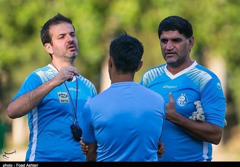 غلامپور: داور می توانست برای گل گهر پنالتی نگیرد، از عملکرد حسینی صد درصد راضی هستم