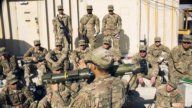 پنتاگون درباره فرق بین عقب نشینی از سوریه و افغانستان شرح داد