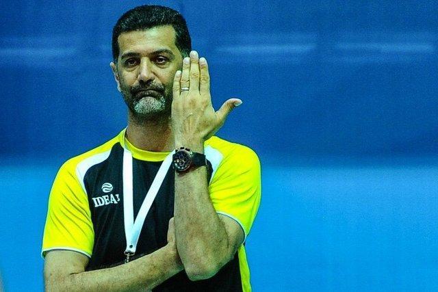 عطایی: ویتنام تهدیدی برای والیبال ایران نبود