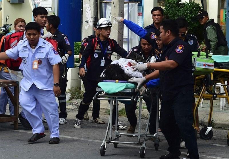 انفجارهای تایلند 4 کشته بر جا گذاشت
