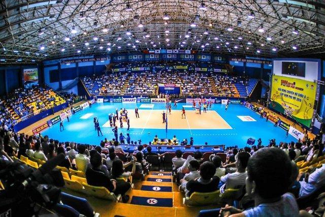 برنامه رقابت های والیبال دختران امیدهای آسیا
