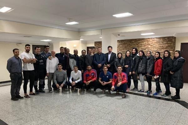 بازگشت شهرام هروی به اردوی تیم ملی کاراته