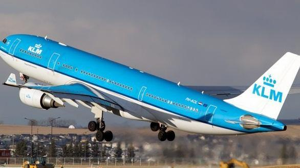 کی ال ام هلند پروازهایش از آسمان ایران را از سر می گیرد