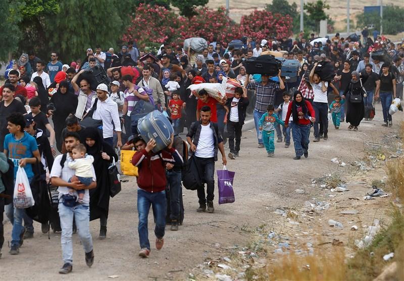 بالا دریافت مناقشات بر سر تقسیم پناهندگان در اتحادیه اروپا در آستانه سال نوی میلادی