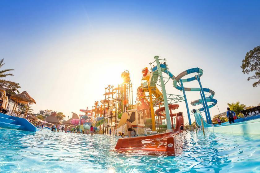 بهترین پارک های آبی تایلند کدامند؟