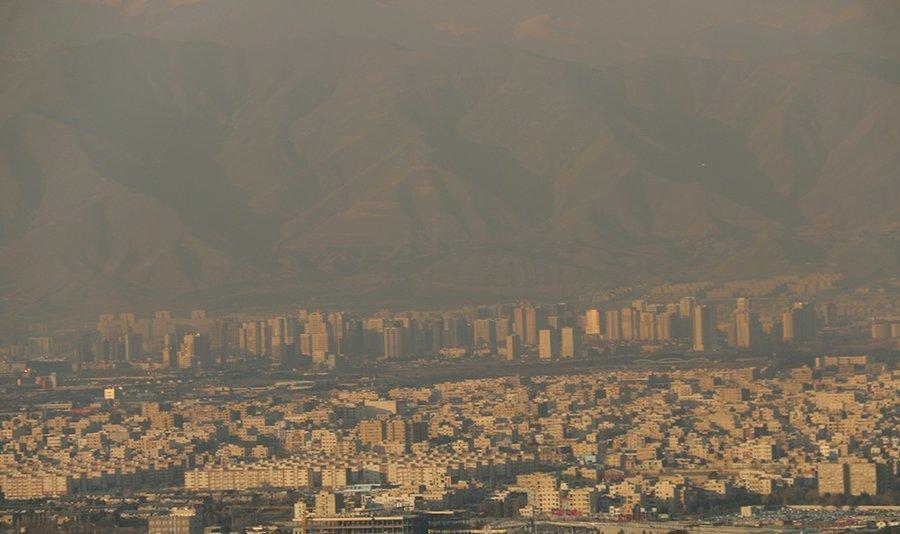 حال هوای تهران خوب می گردد، ورود سامانه جدید بارشی از سمت غرب به کشور