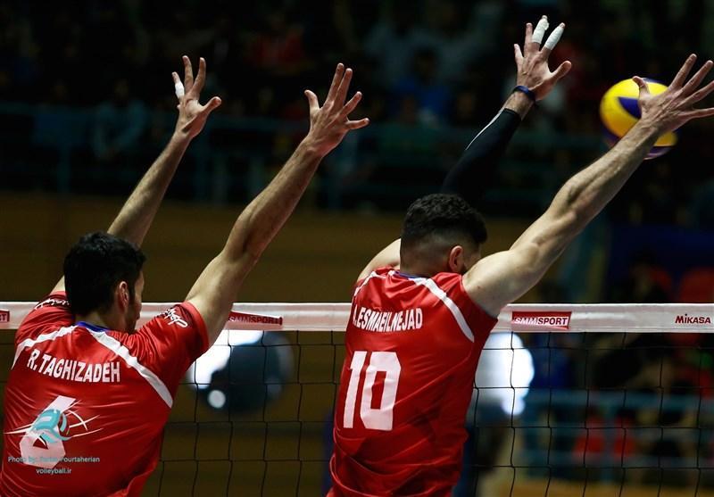 برنامه روز نخست والیبال قهرمانی مردان آسیا معین شد