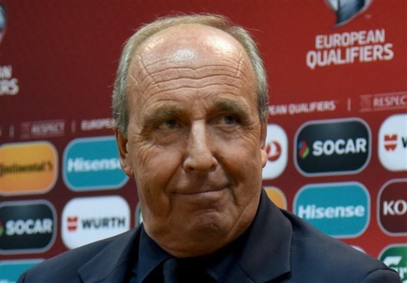 قرارداد سرمربی تیم ملی ایتالیا تمدید شد