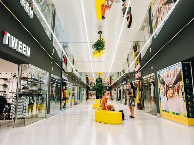 مراکز خرید برتر در باتومی