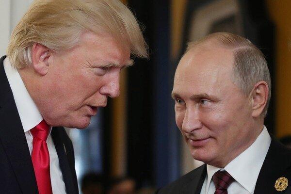 سفر ترامپ به روسیه تکذیب شد