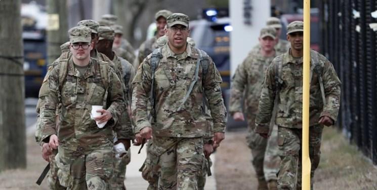 پنتاگون: 569 نظامی آمریکایی به کرونا مبتلا شده اند