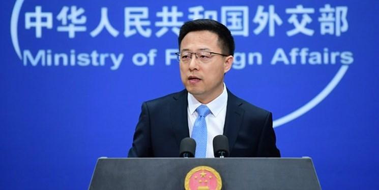 پکن: آمریکا به جای یاری به مهار کرونا در حال اعزام جنگنده و ناو به دنیا است