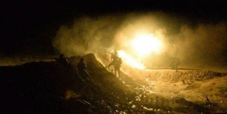 عملیات داعش برای نفوذ به سامرا خنثی شد