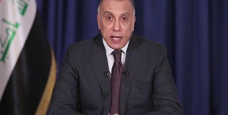 الکاظمی در دیدار با سفیر آمریکا: عراق هرگز مکانی برای تهدید کشورهای همسایه نخواهد بود