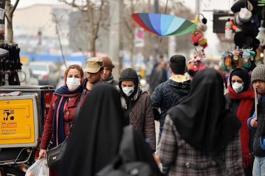 جدیدترین آمار کرونا در ایران ، شناسایی 2364 کرونایی جدید ، دو استان در شرایط هشدار ؛ یک استان همچنان قرمز