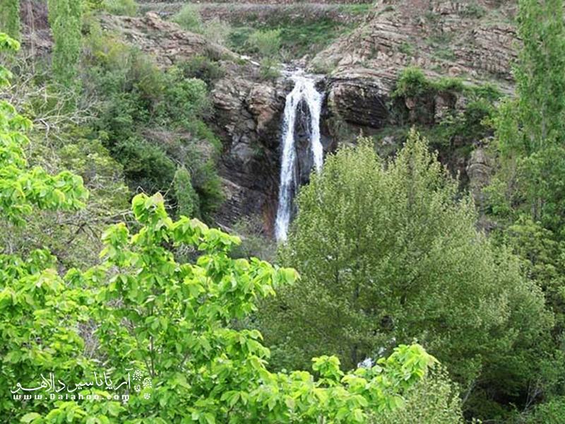 روستایی زیبا و دیدنی بیخ گوش تهران!