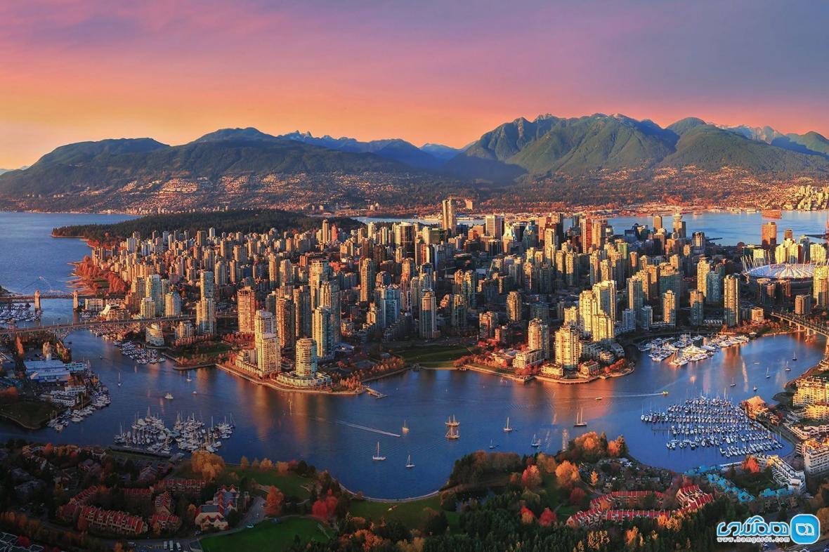 معرفی تعدادی از زیباترین شهرهای کانادا