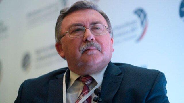 واکنش نماینده روسیه در وین به قطعنامه ضدایرانی شورای حکام