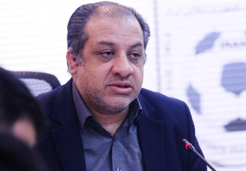 مهدی: کمیته انضباطی در خصوص بازی های استقلال - پارس و نساجی - فولاد تصمیم می گیرد نه ما، 2 ملاقات امشب معوق شده است