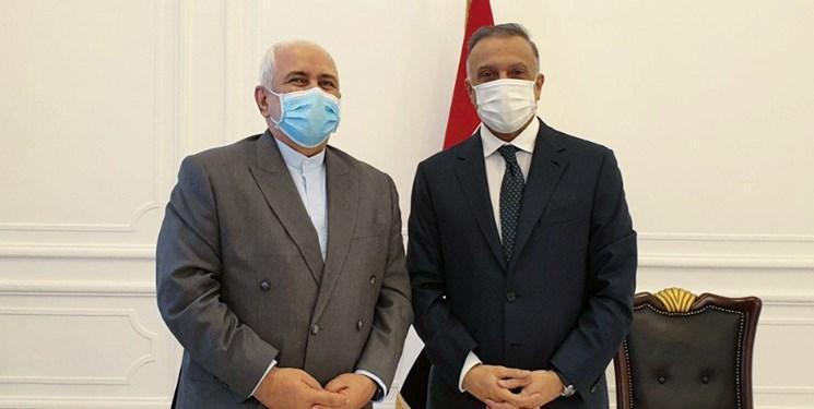 نماینده عراقی: سفر ظریف ارتباطی به پیام تهران به واشنگتن ندارد