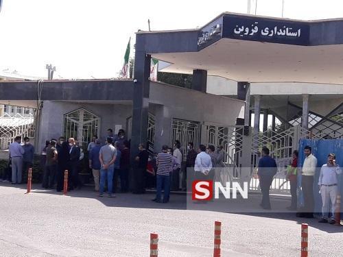 مطالبات 26 ماهه کارگران کنتورسازی قزوین تسویه شد