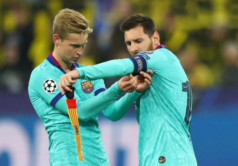 با رأی بازیکنان بارسلونا، مسی کاپیتان تیم ماند