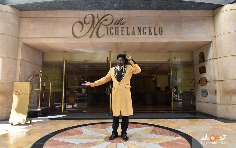 مایکل آنجلو؛از هتل های 5ستاره شهر ژوهانسبورگ، تصاویر