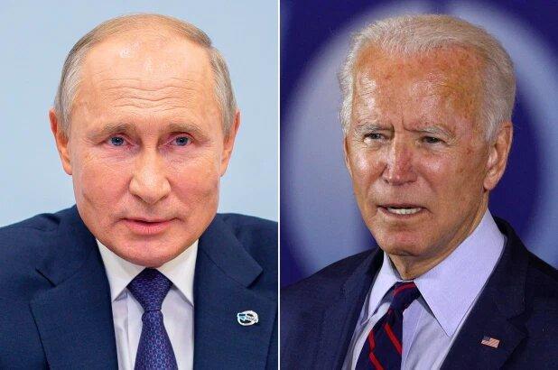 اعلام آمادگی پوتین برای همکاری با بایدنِ رییس جمهور