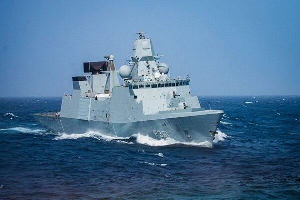 دانمارک جانشین فرانسه در فرماندهی ائتلاف دریایی اروپا می گردد