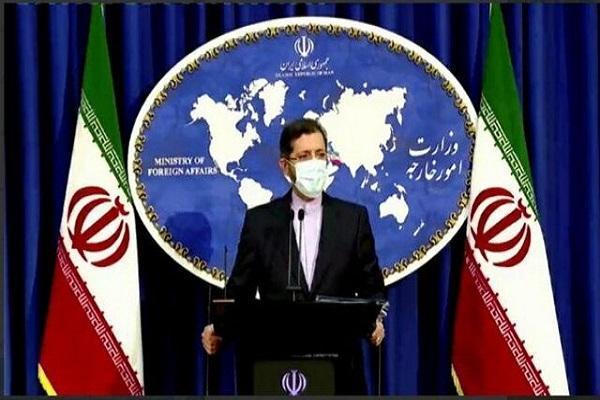 خطیب زاده: وزیر خارجه آذربایجان به تهران می آید، اگر مصوبه مجلس قانون گردد به اجرایش پایبندیم