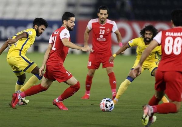 AFC النصر عربستان را محروم می نماید
