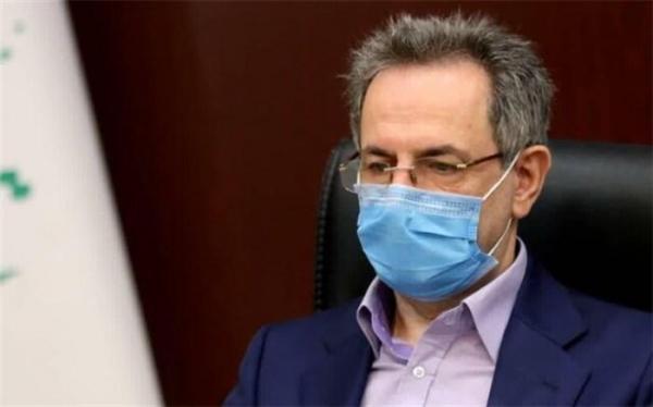 فوتی های روزانه کرونایی در استان تهران به 30نفر کاهش یافته است