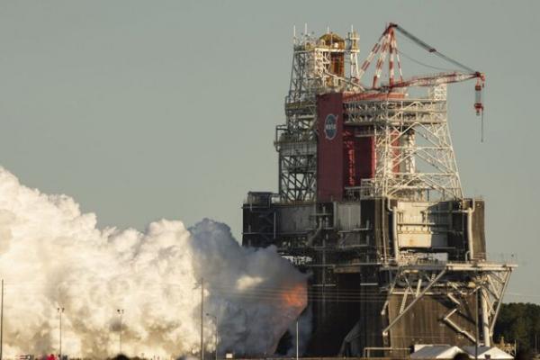 آزمایش موشک ناسا با شکست روبرو شد